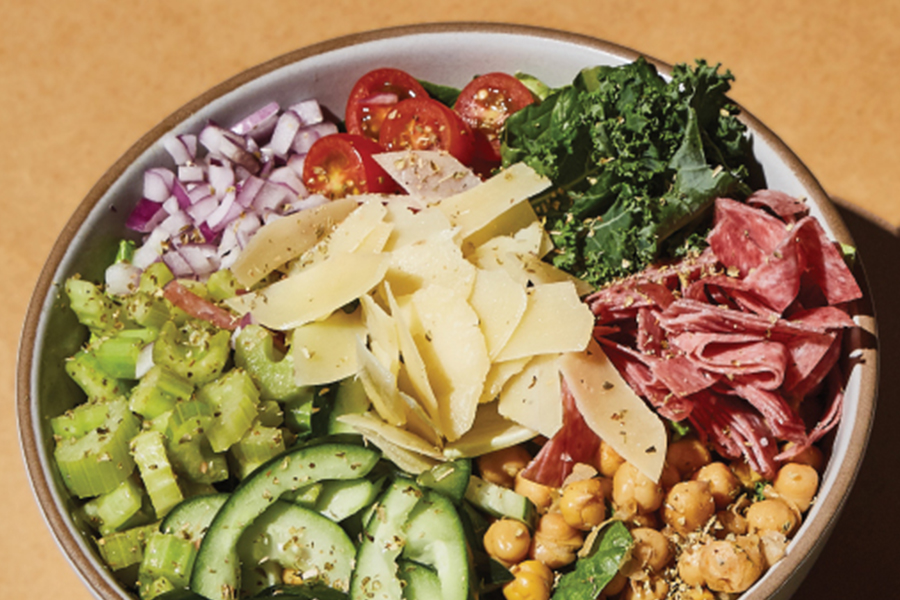 The Perfect Chopped Salad by Nancy Silverton x sweetgreen