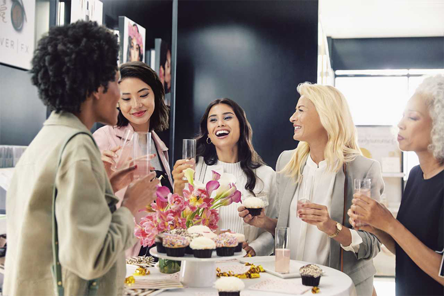 Host Your Party at Sephora