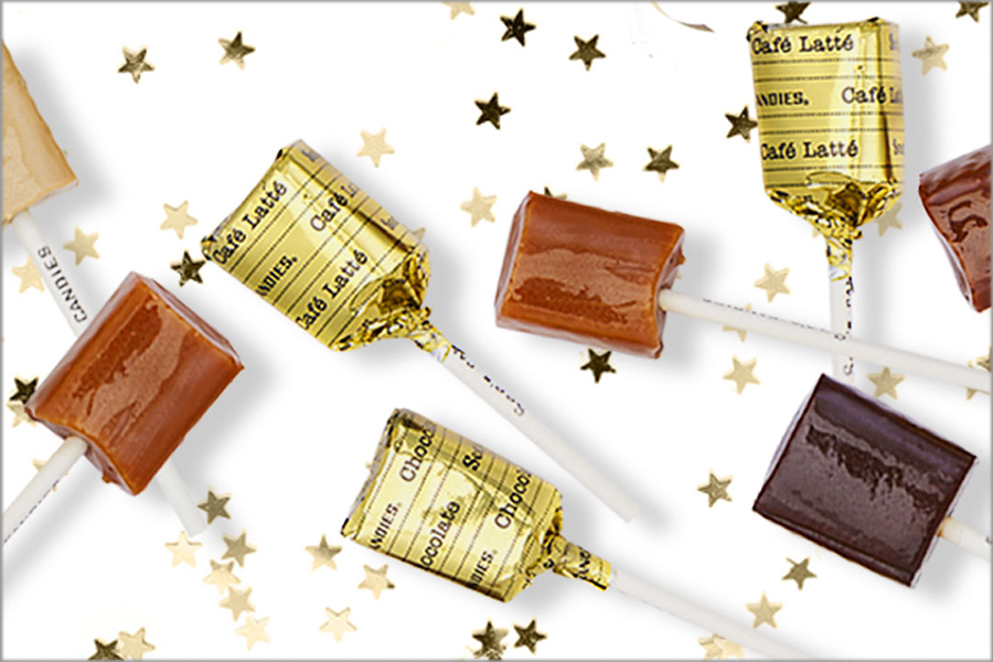 National Lollipop Day Treat at See's Candies