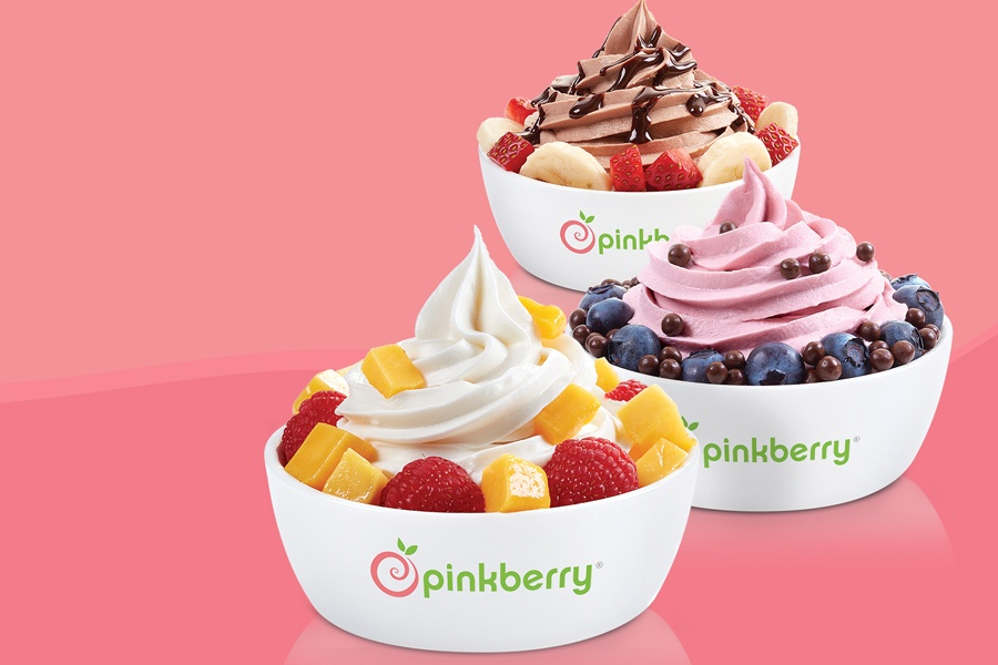 Delivery & Carry-Out at Pinkberry