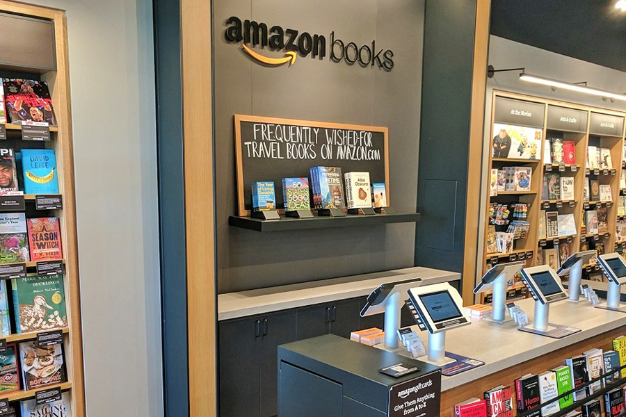 Kindle E-Reader Offer at Amazon Books
