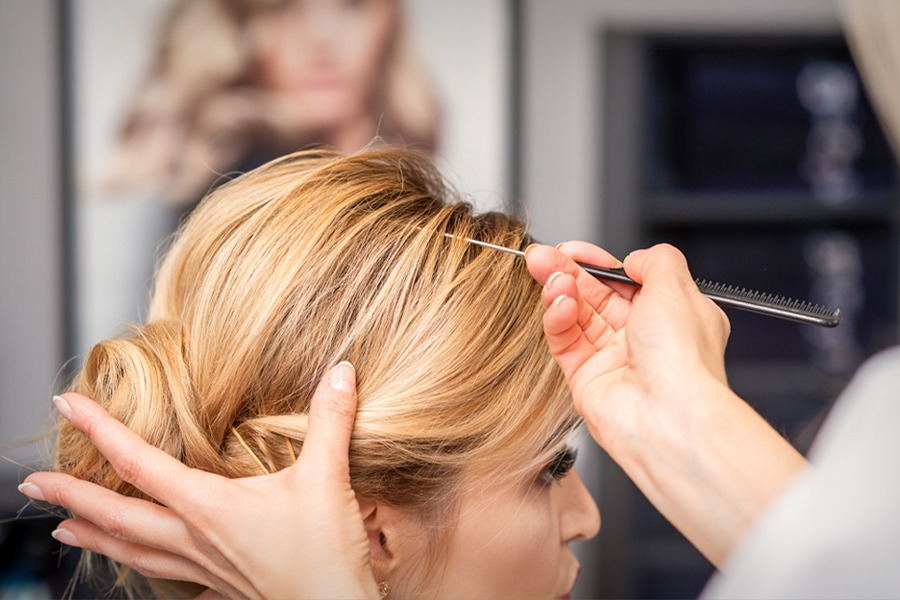 Hair Service Special at Beauty Collection